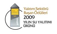 2009 Yılı Su Yalıtımı Ürünü