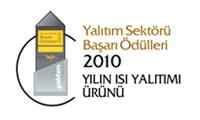 2010 Yılı Su Yalıtımı Ürünü