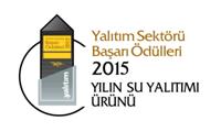 2015 Yılı Su Yalıtımı Ürünü