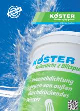 KÖSTER Catalog