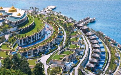 the bodrum by paramount hotels
