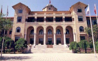 gazi üniversitesi rektörlük binası