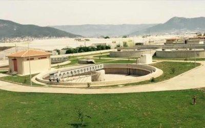 anamur belediyesi kanalizasyon arıtma tesisi