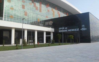 spor ve kongre merkezi