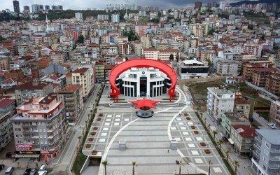 samsun belediye binası