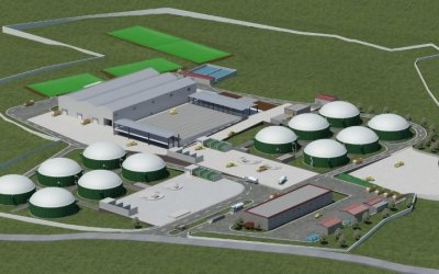 seleda biyogaz üretim tesisleri