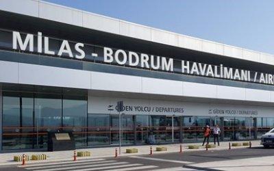 bodrum havalimanı tav dış hatlar terminali