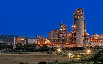 akçansa çimento fabrikası