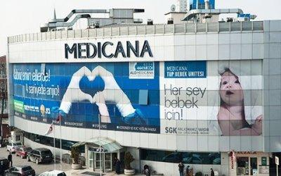 özel medicana hastanesi