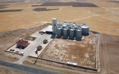 kainat tarım ürünleri buğday deposu