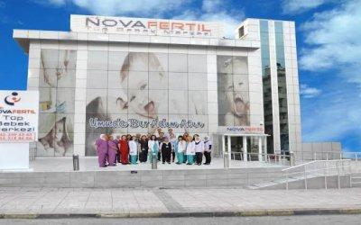 nova fertil tüp bebek merkezi