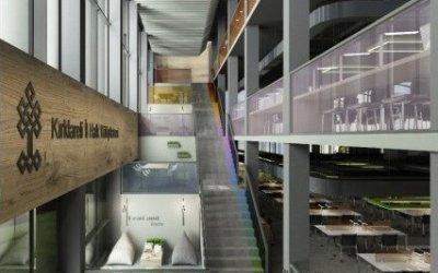 il özel idaresi kütüphane binası