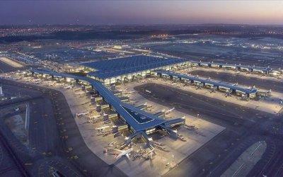 istanbul havalimanı thy kargo binası