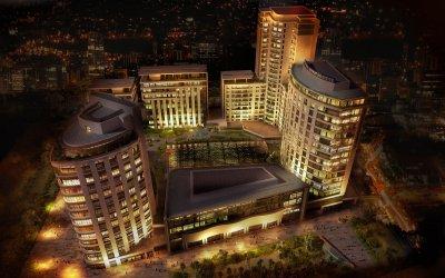kamu yönetimi binaları kompleksi