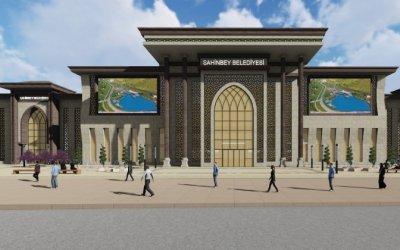 şahinbey kültür merkezi